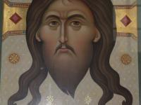 Храмовая икона Спаса Нерукотворного (Убрус)
