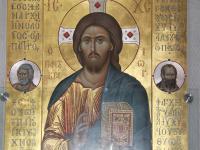 Господь Вседержитель - образ иконостаса