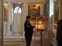Казачья присяга в Успенском храме